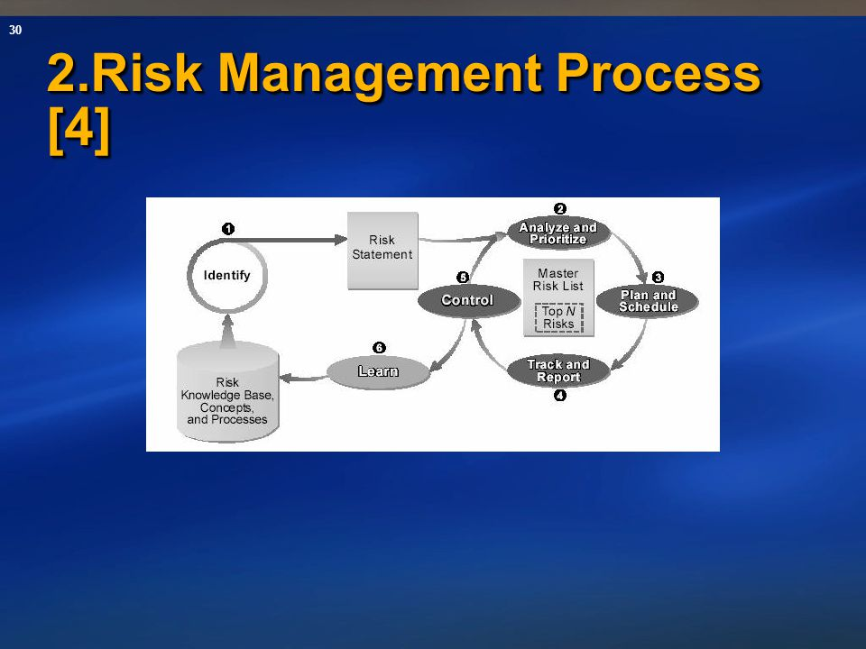 2.Risk Management Process [4]